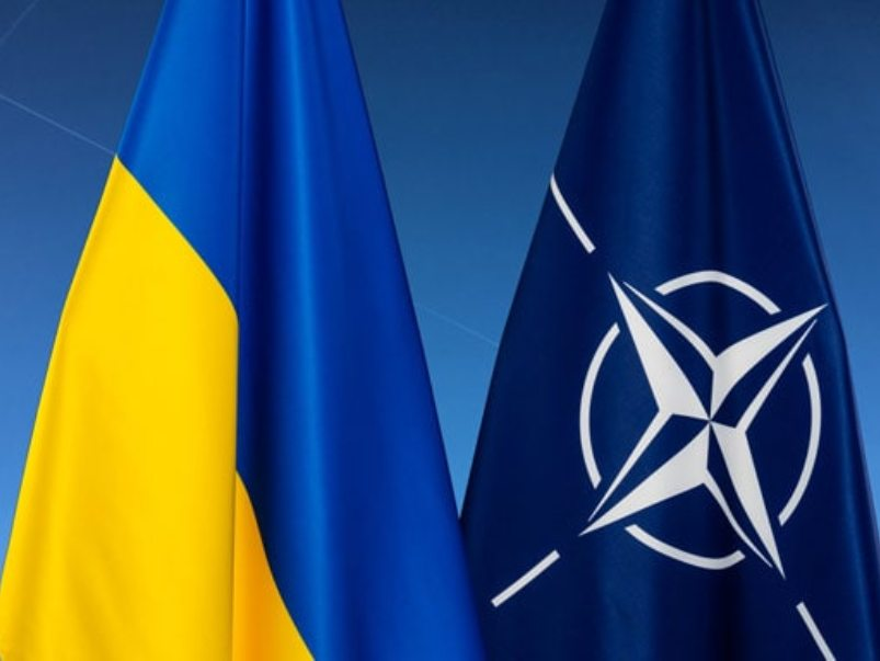 Повідомити новину - image ukraine-nato on https://kyivtime.co.ua